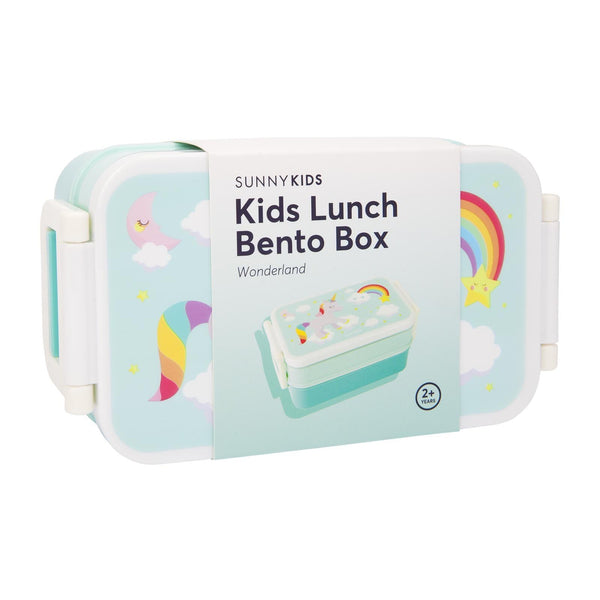 Kids Lunch Bento Box - Wonderland
