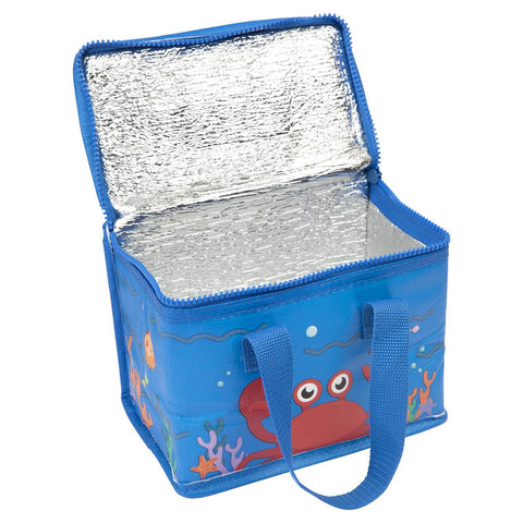 Kids Lunch Tote - Crabby