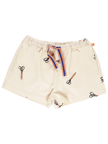 Scissors Short - Off White