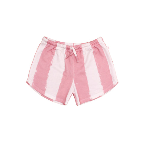 Kids Shortie - Rose/Stripes XL