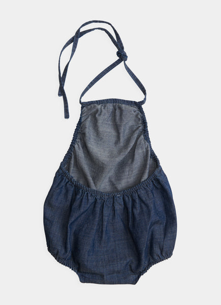 Sienna Sunsuit - Chambray