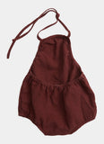 Sienna Sunsuit - Mulberry