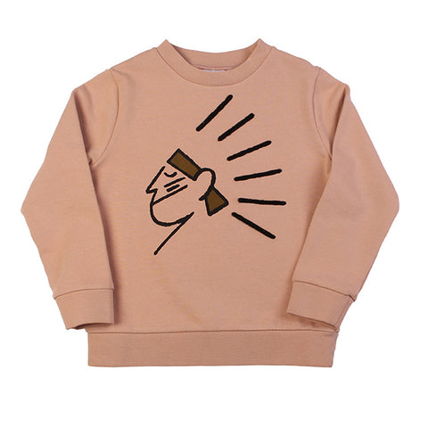 Apache Placement Sweat - Doe Pink