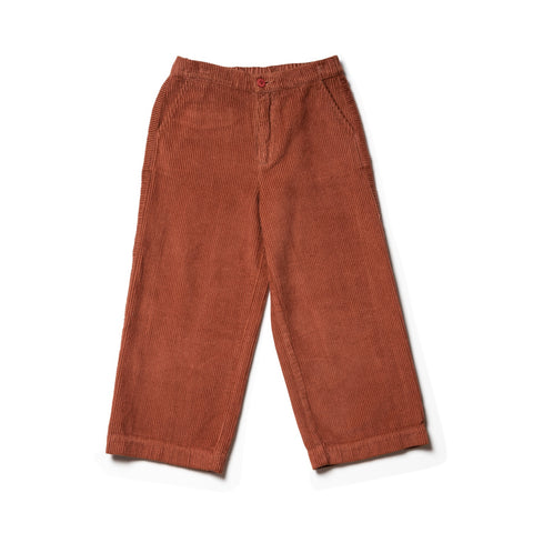 Panelled Pant - Acer Jumbo / Cord