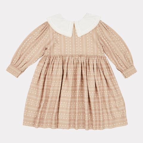 Buzzard Dress - Chestnut