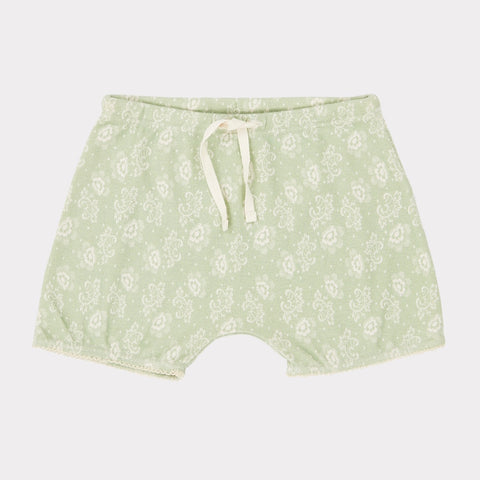 Piramha Shorts - Mint Print