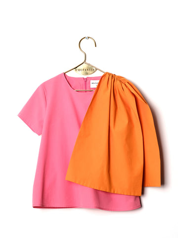 Adelia Blouse - Pink