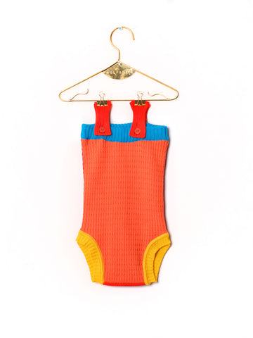 Eduardo Baby Jumpsuit - Multi Color