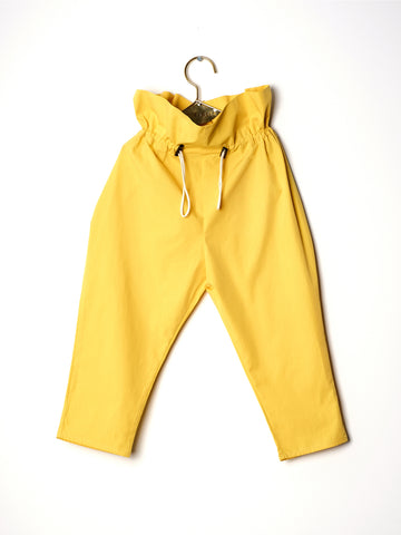 Henrique Trousers - Yellow