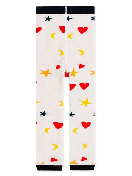 Mini Star + Heart Legging