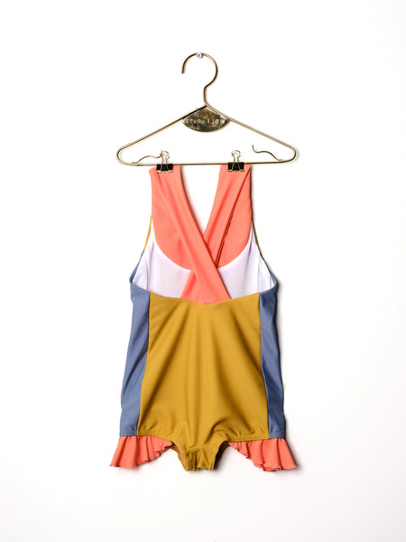 Iris Swimsuit - Multi Color