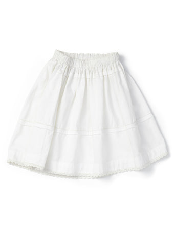 Kala Skirt - White