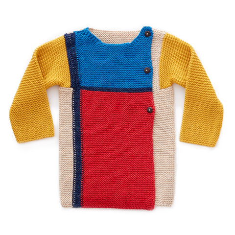 Mondrian Sweater