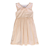 Olivia Sailor Dress - Peachy Pink