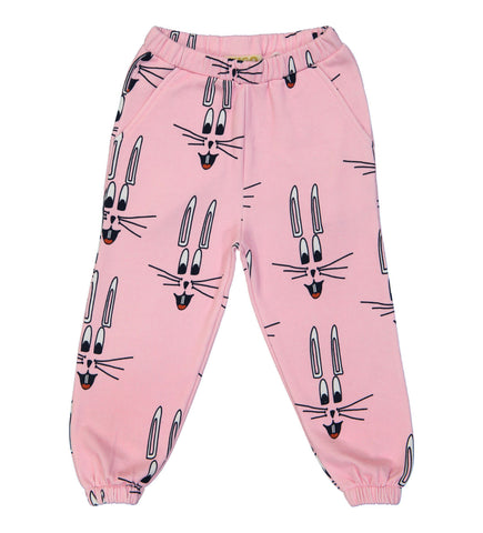 Pink Bunny Sweat Pants