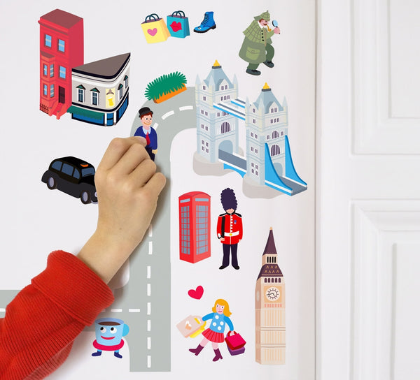 Wall Stickers - London