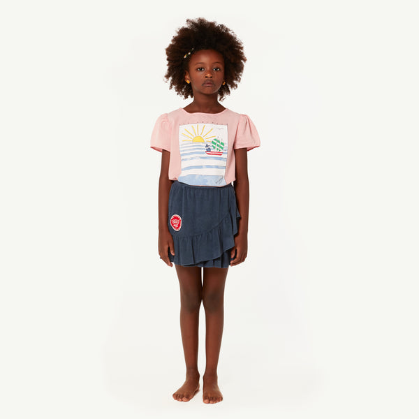 Manatee Kids Skirt - Blue