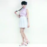 WIFI Qipao Collection - Pink Top