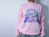 ZHAN LinHua Printed Sweater