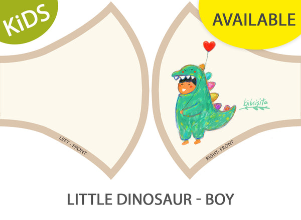 LITTLE DINOSAUR - BOY (kids)