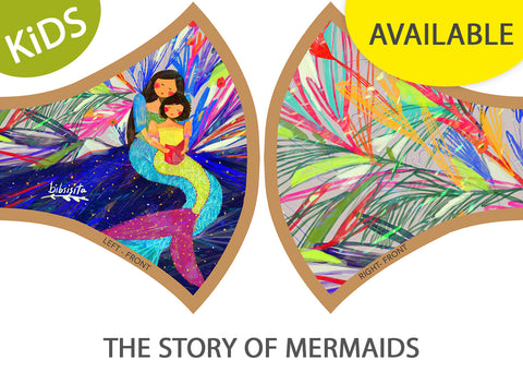 THE STORY OF MERMAIDS (kids)