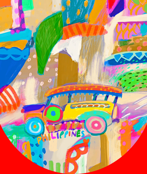 Abstract - Jeepney