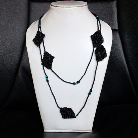 Gita Necklace - Black