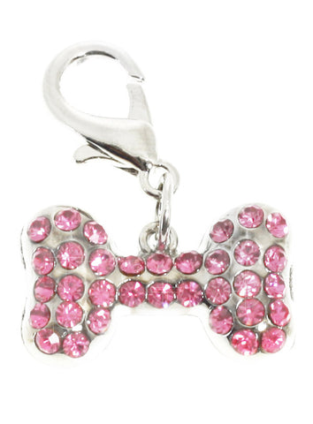 Urban Pup Diamante Collar and Lead Charms