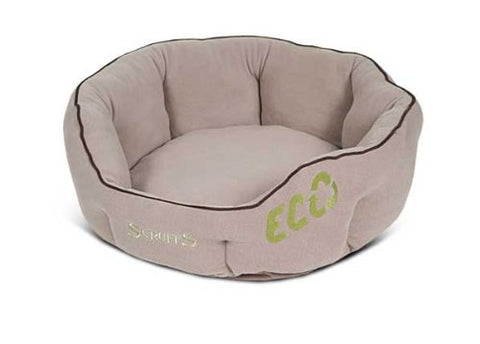 Scruffs Eco Dog Bed Donut Recycled Medium