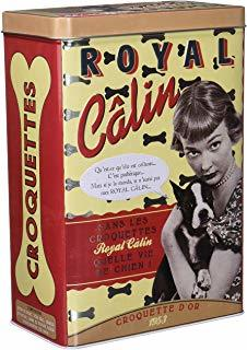 Royal Câlin Vintage Dog Tin