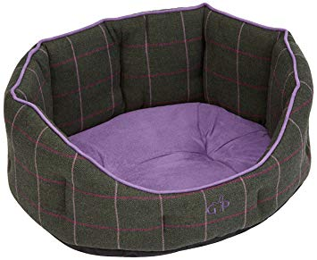 Gor Pets Kensington Deluxe Tweed Bed 20""