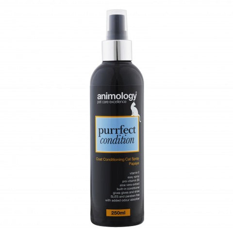 Animology Purrfect Condition Coat Conditioning Spray