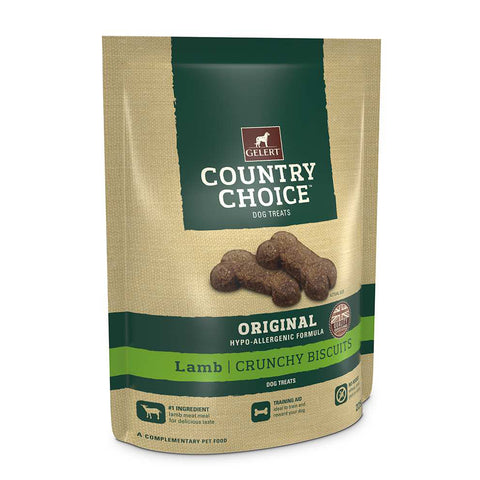 Gelert Country Choice Lamb Dog Treats