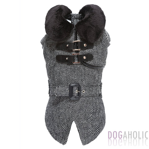 Puppy Angel Cerone Trench Coat