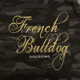 DOGISSIMO CAMO HOODIE FOR FRENCH BULLDOGS