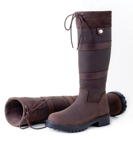 Elite Brooklyn Leather Boots