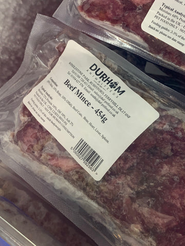 DAF Beef Frozen Complete Mince