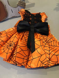 Halloween Inspired Doggy Dresses
