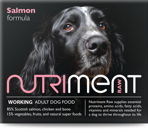 Nutriment Salmon & Chicken Formula