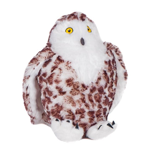 Animal Instinct Snow Mates Suri Snowy Owl Toy