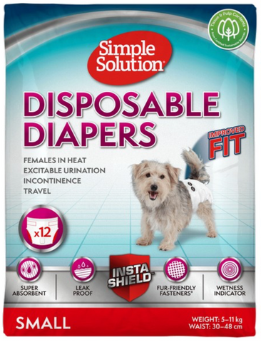 Doggy Diapers - Bitch in Heat Pants
