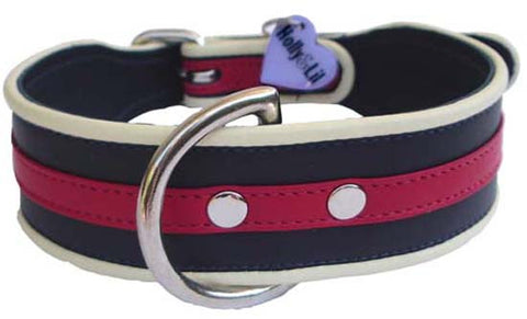 Holly & Lil Vogue 'Regimental' Collar