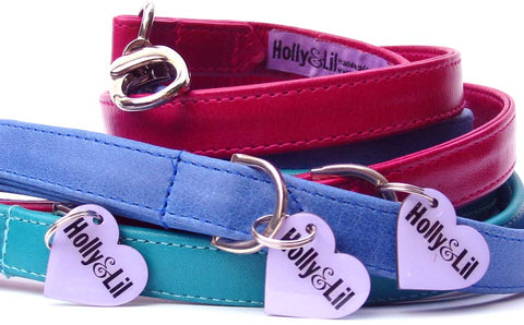 Holly & Lil Calf Leather Lead
