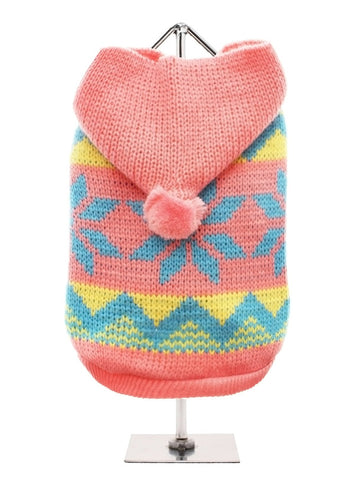 Urban Pup Hooded Jumper