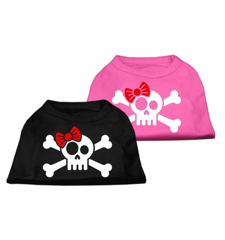 Skull & Crossbone Doggy T-Shirt