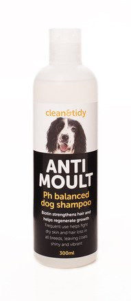 Clean 'N' Tidy Anti Moult Dog Shampoo