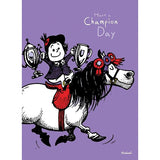 Birthday Cards by Thelwell