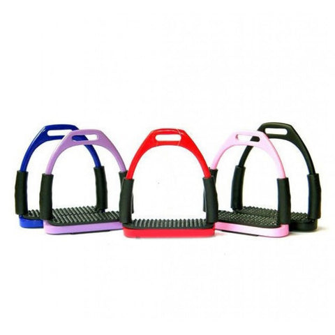 Coloured Flexi Stirrups