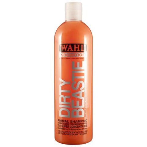 Dirty Beastie Shampoo