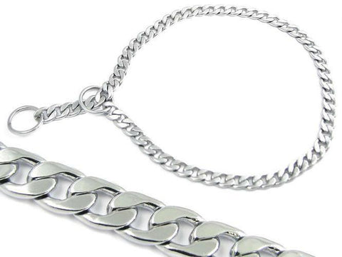 Chrome Curb Show Chain